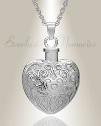 necklace urn heart cremation jewelry heart urn necklace heart urn pendant