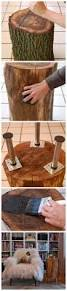 Wood Stump Coffee Table 11 Best Tables Images On Pinterest Antique Furniture Dark Table