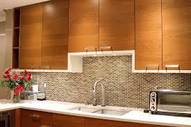 Stick On Kitchen Backsplash by 9 Inspiring Stick On Backsplash Tiles Home Devotee