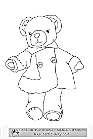 gummy bear coloring pages cliparts