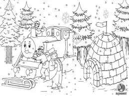 coloring pages christmas castle disney books for 454214 coloring