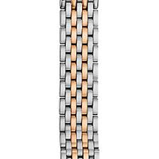 deco 16 two tone 18 deco 16 straps by michele official site 16mm straps