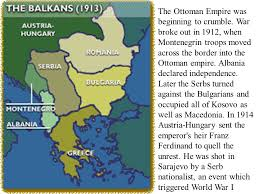 Ottoman Empire Borders The Ottoman Turks Invaded The Region At The End Of The 14th