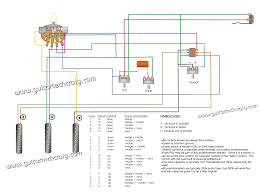 craig u0027s giutar tech resource wiring diagrams