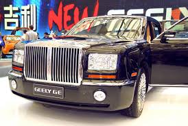 roll royce royal geely ge live photos of china made rolls royce phantom lookalike