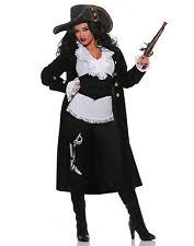 Ship Captain Halloween Costume Underwraps Pirate Costumes Women Ebay