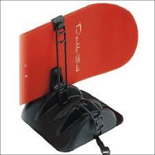 porta snowboard auto porta snowboard magnetico universale per auto 2 snowboard n