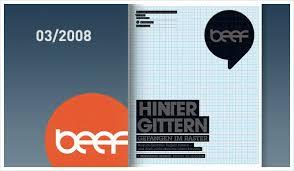 design magazin beef magazin gefangen im raster verlosung design tagebuch