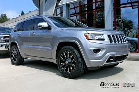 monster jeep grand cherokee jeep cherokee with 20in xd bomb wheels exclusively from butler