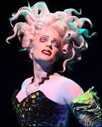 mermaid broadway images ursula wallpaper