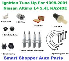 nissan altima 2005 no spark ignition tune up for 1998 2001 nissan altima l4 spark plug wire