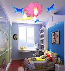 childrens bedroom ceiling lights teenage lighting false designs