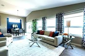 Show Homes Decorating Ideas Townhouse Living Room Decorating Large Size Of Living Room