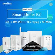 aliexpress buy smart home automation kit broadlink s1 s1c