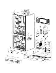 parts for samsung rb195acbp xaa 0001 refrigerator