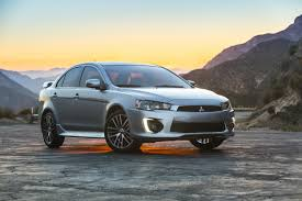 mitsubishi car mitsubishi motors announces 2016 lancer myautoworld com