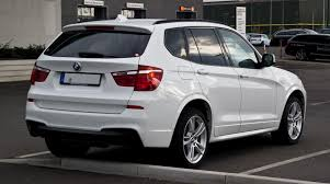 bmw x3 history photos on better parts ltd