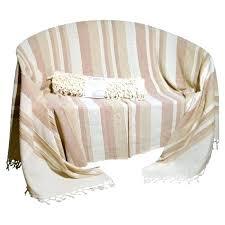 plaid beige canapé plaid beige canape plaid dessus de lit jete de canape kerala beige