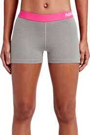 Moving Comfort Compression Shorts Nike Women U0027s Pro Shorts U0027s Sporting Goods