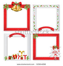 christmas photo frame stock images royalty free images u0026 vectors