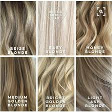 shades of blonde hair pinterest blondes hair coloring and