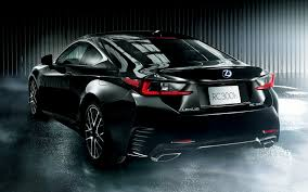 lexus sports car rc lexus rc hybrid f sport 2014 jp wallpapers and hd images car pixel