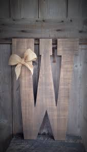 best 25 rustic letters ideas on pinterest rope crafts metal barn wood letters measuring 24 inches tall with burlap bow barn wood letters rustic