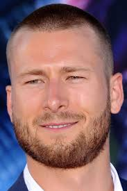 images of balding men haircuts bald hairstyle short hairstyle for balding men with partial beard