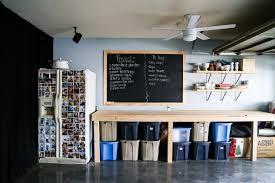 organizing the garage nook love u0026 renovations