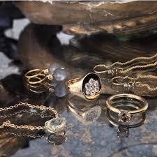 dansk smykkedesign line nørgaard håndlavede smykker dansk design