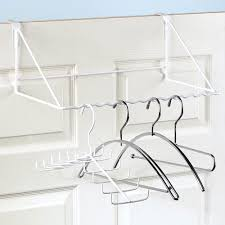 Shower Caddy Over The Door Stainless Steel by Over The Door Hooks And Hangers Organize It