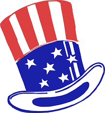 Us Flag Vector Free Download Free Clipart Of An American Top Hat