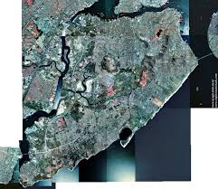 Staten Island Map Empire State Roads Maps