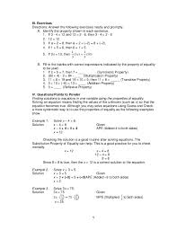 k to 12 grade 7 learning module in mathematics quarter 3