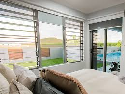 Curtains Vs Blinds Using Louvre Windows With Curtains Or Blinds Australia