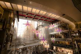 ny time warner center christmas lights 2016 i photo york