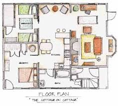Weekend Cabin Floor Plans Bar Harbor Vacation Rentals The Cottage On Cottage Accommodations