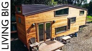 exquisitely handcrafted eco tiny house youtube