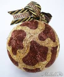 Zebra Print Christmas Tree Decorations by Zebra Print Christmas Ornaments Christmas Ornament Ornament And