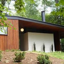 Midcentury Modern House Plans - exterior mid century modern homes for your home design options