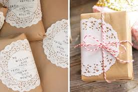 brown gift wrapping paper 19 creative ways to wrap with brown paper s grapevine