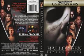 the horrors of halloween halloween resurrection 2002 vhs dvd