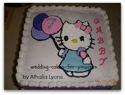 another hello kitty cake