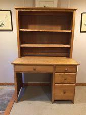 Oak Crest Desk Solid Oak Desk Ebay