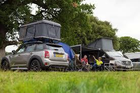 mercedes mini mini countryman autohome roof tent vs mercedes marco polo