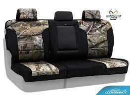 Dodge Dakota Truck Seats - coverking realtree camo seat covers free shipping