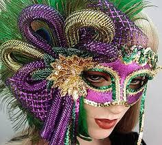 masks for mardi gras mardi gras jubilee mask renaissance handmade masquerade