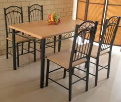 Simple Dining Table CANDRESSESInteriors Furniture Ideas - Simple dining table designs