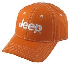 Jeep Hat All Things Jeep S Jeep Hat White On Orange Contrast Stitching