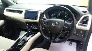 Honda Vezel Interior Pics Used Honda Vezel Hybrid Z Style Edition 2015 U2013 Alwaris Traders